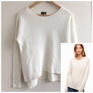 Aritzia Wilfred Free S Isabelli Sweater