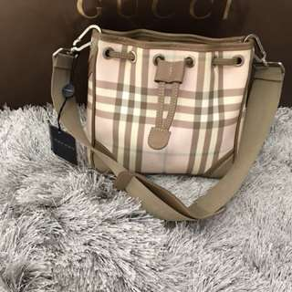 Authentic new Burberry bag