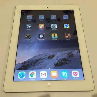 iPad 2 32GB White WIFI