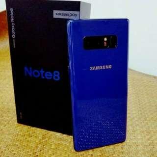 9成新 Samsung note8