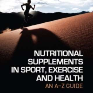 Nutritional supplements in sport, exercise and health: an A-Z guide Ebooks