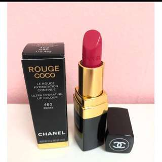 chanel rouge coco ultra hydrating lip color in romy