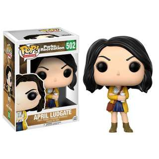 [Preorder] Funko Pocket POP! Television: Parks and Recreation - April Ludgate
