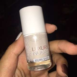 Catrice Luxury nudes nail polish 99%