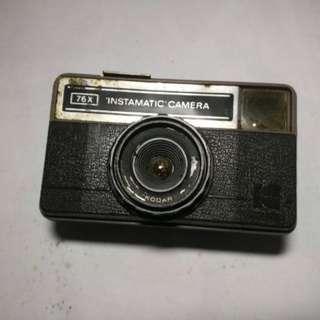 kamera analog kodakinstamatic Display only