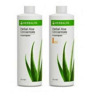 Herbal aloe concentrate mango and ori