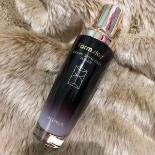 Authentic Korean Farmstay Grape Stem Cell Toner full size