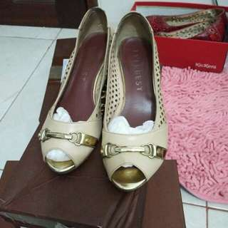 Everbest wedges gold size 36
