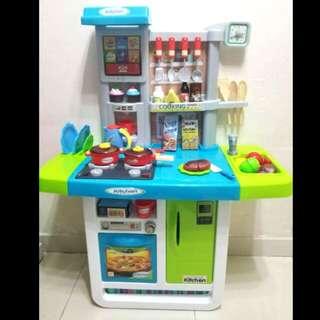 (全新)我是小廚師 兒童廚房 My kitchen