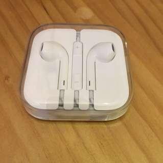 Original Apple Earpiece with headphone plug