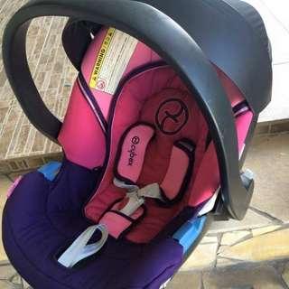 Cybex infant car seat