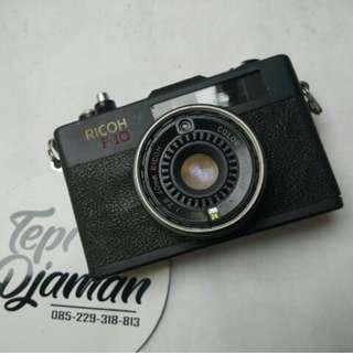 kamera analog jadul ricoh f10