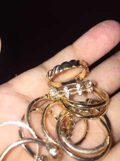 Free rings ❤️