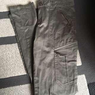 Cargo pants size 3