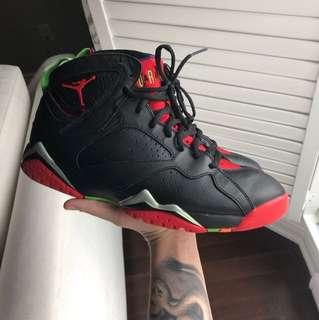 "Jordan 7 retro ""Marvin the Martian"""