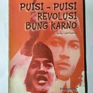 Puisi-puisi Revolusi Bung KARNO