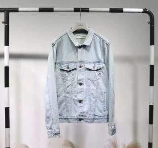 OffWhite 17FW Denim Jacket