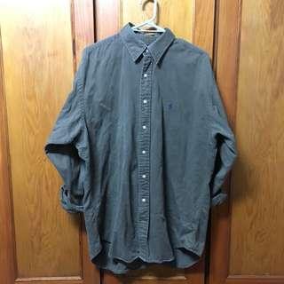 (古著)Ralph Lauren/oversize古著襯衫