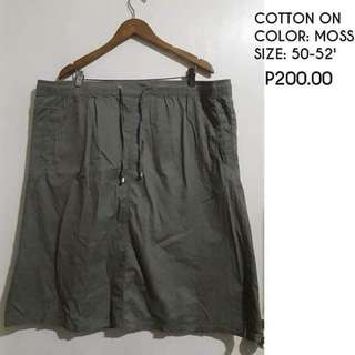 Plu Size Skirt