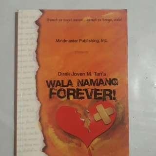 WALA NAMANG FOREVER BOOK
