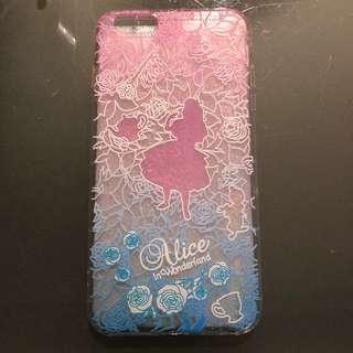 愛麗絲I phone 6s plus保護套