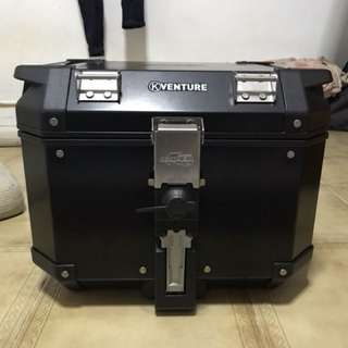 repost ! box kappa KVENTURE 42L for sale , conditions 2nd like new , sale wite baseplate ,