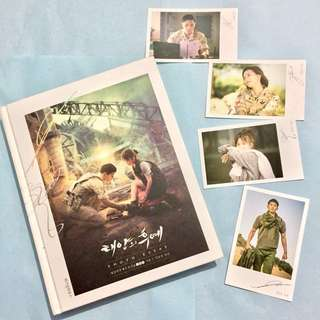 Descendants of the Sun Photo Essay