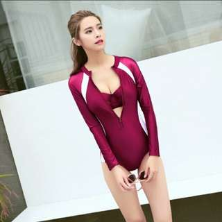 $25 (in stock) BN Long Sleeves/Rashguard Swimwear