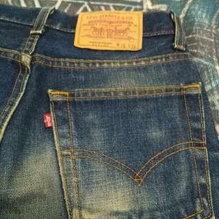 Vintage Levi's 517 jeans usa