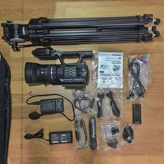 Panasonic AG-AC90 Handheld Camcoder (PAL System)