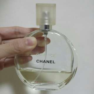 Chanel Chance Eau Tendre 100ml bottle (Authentic)