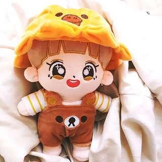 Chanyeol doll 20cm