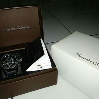 Alexander Christie 6461 Mc FBL Black Gray