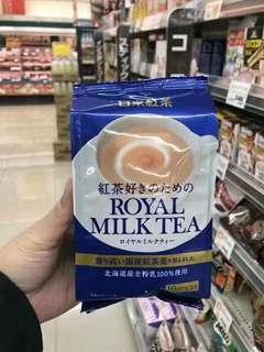 日本直送 日東皇家奶茶