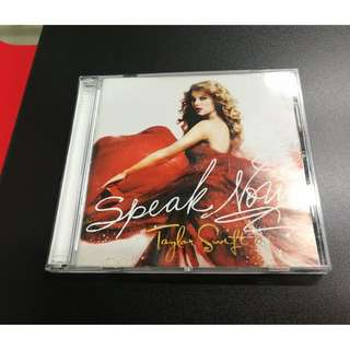 Speak Now 2CD's Deluxe Edition