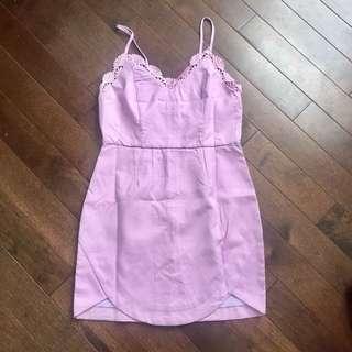 NWT Lavender Tobi Dress - M