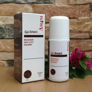 Gel Amani/Amani Relief Pain Gel - 60ml