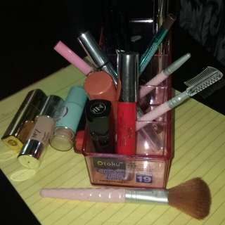 Branded Make up from Italy with freebies
