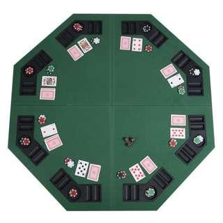 Poker Table Octogon