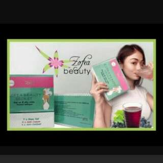 Zofea Beauty Secret - 30 Sachets
