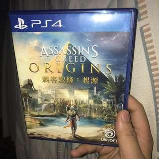 ASSASSIN'S CREED ORIGINS OR SWAP