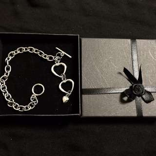 🖤Hearts Bracelet 🖤