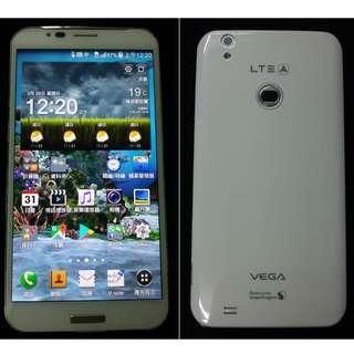 Vega Pantech sky A890K 4G手機 (有問題, 當零件賣, 手機開機時花屏, 合董維修人士 或 當零件用)