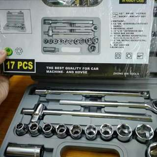 LARGE Socket Wrench Set B