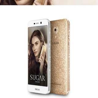 Sugar 2 銀色&金色