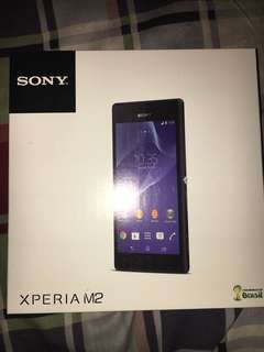 Sony Xperia M2 brand new and original
