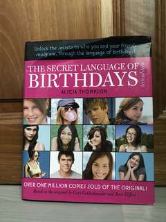 Get To Know Yourself Better: The Secret Language of Birthdays