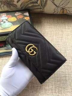 高仿Gucci wallet 長銀包