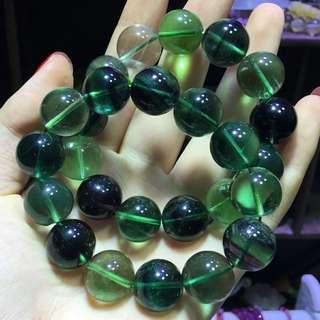 綠螢石手鏈