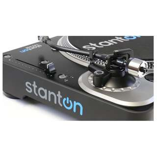 STANTON DIRECT-DRIVE TURNTABLES AUDIOPHILES & DJs fr $199 WAREHOUSE CLEARANCE !!